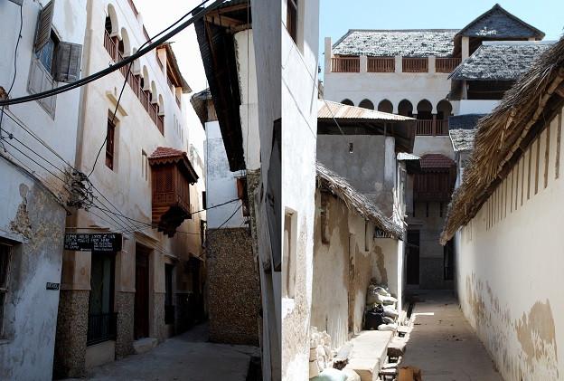 Lamu Shop and House