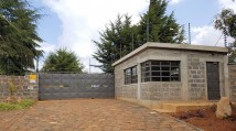 Limuru Guardhouse and Perimeter Wall